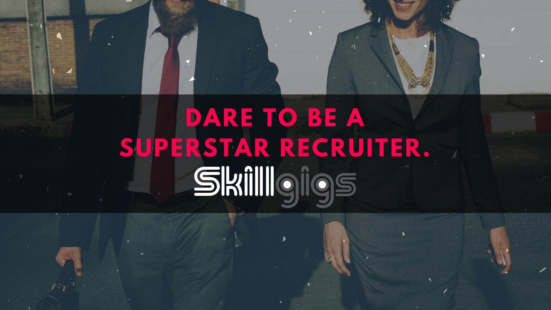 How to make your average recruiter look like a superstar