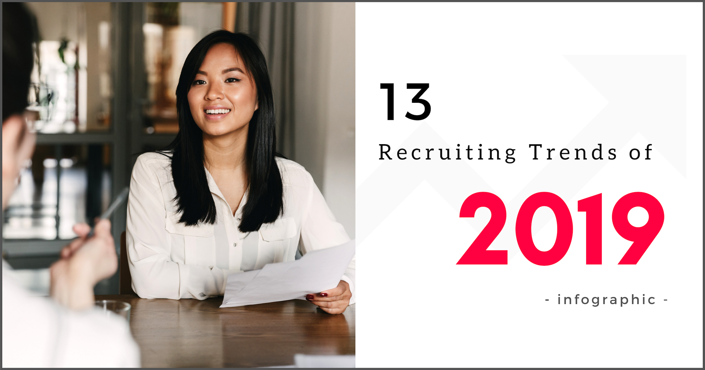 13 Top Recruiting Trends of 2019 [Infographic]