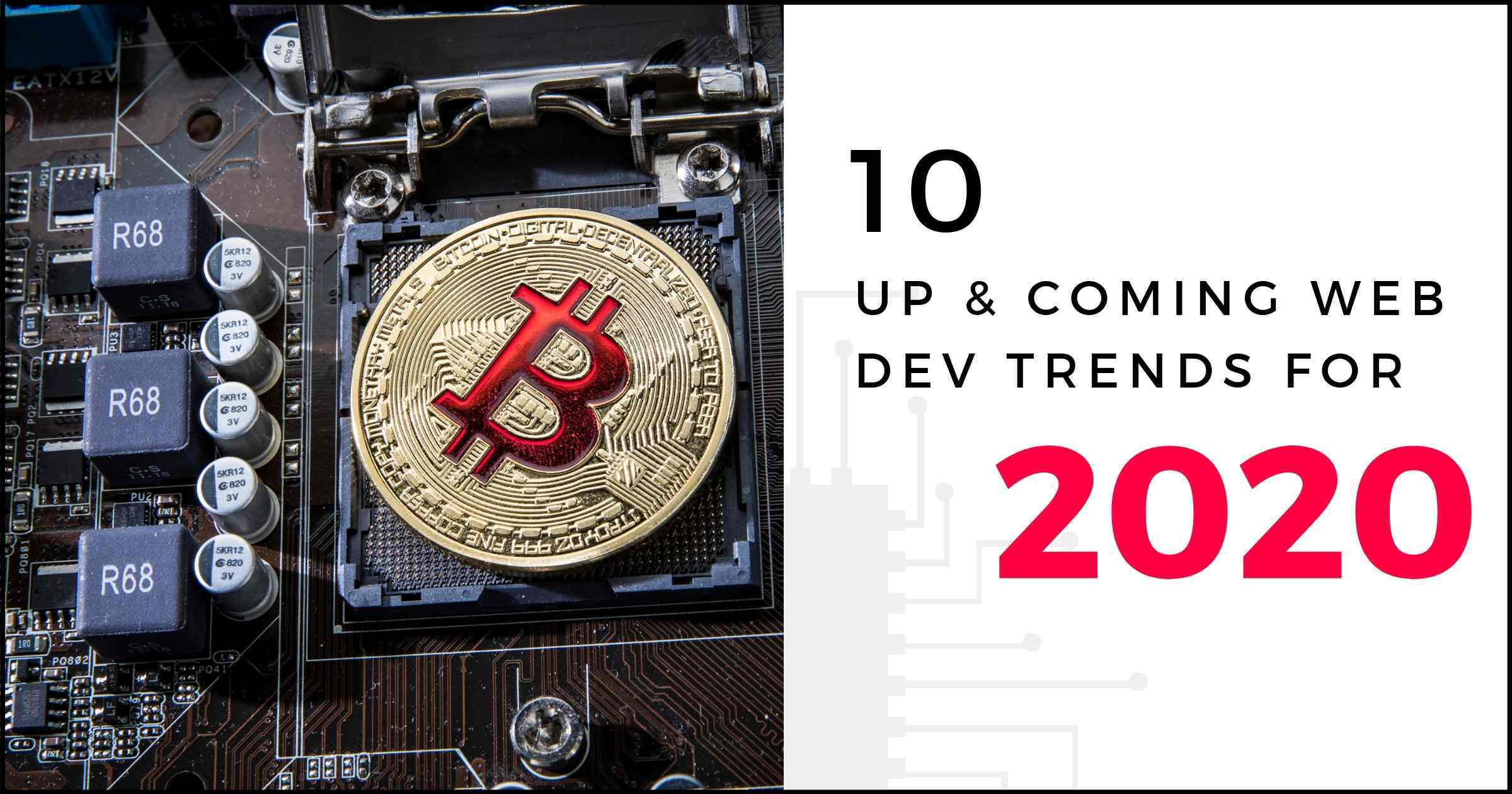 10 Web Developer Trends for 2020