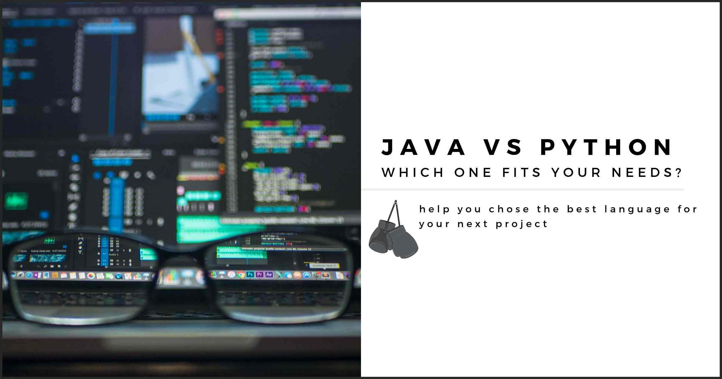 How to Choose Between Java and Python