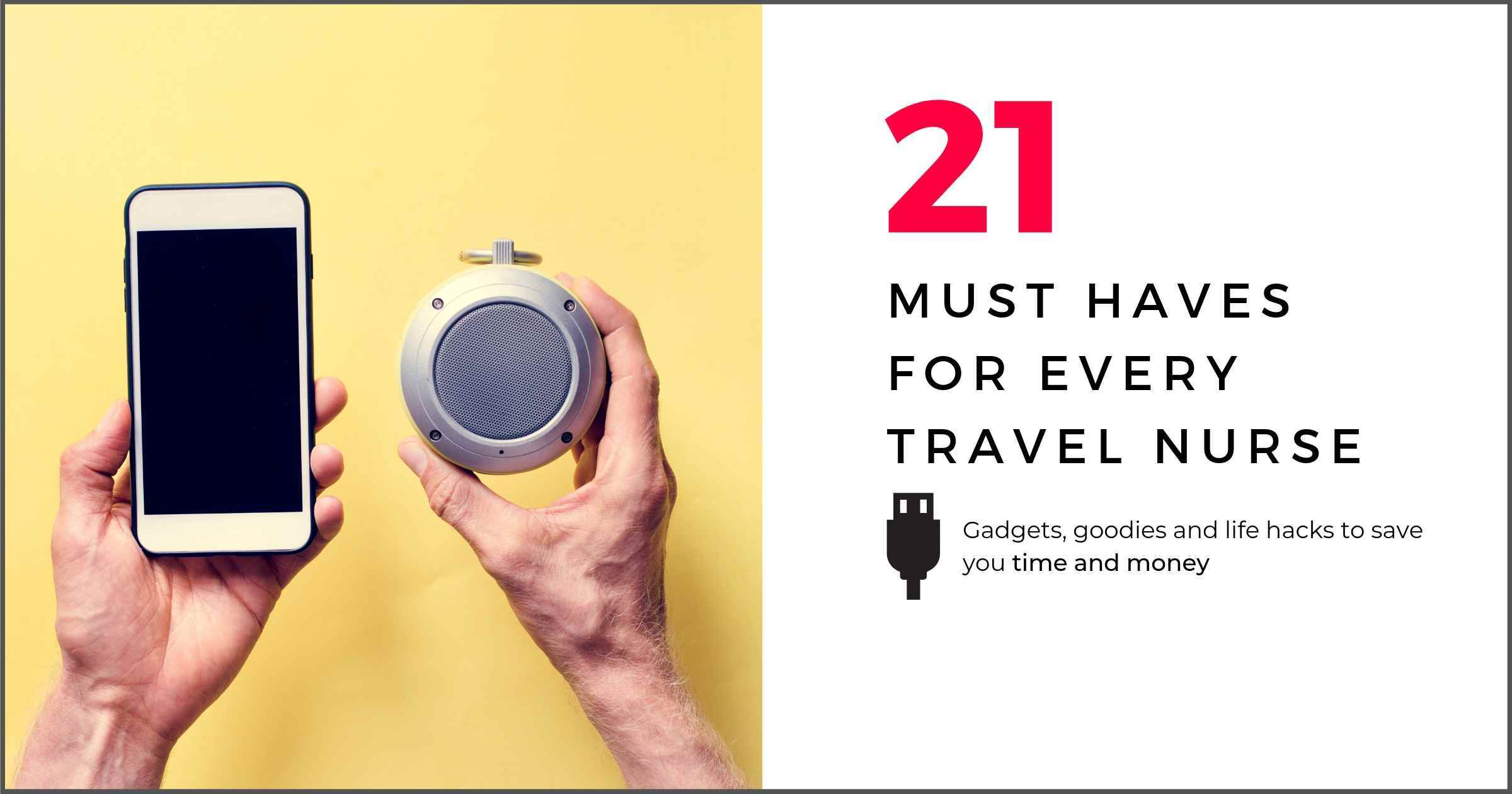 21 Essential Items for Every Travel Nurse