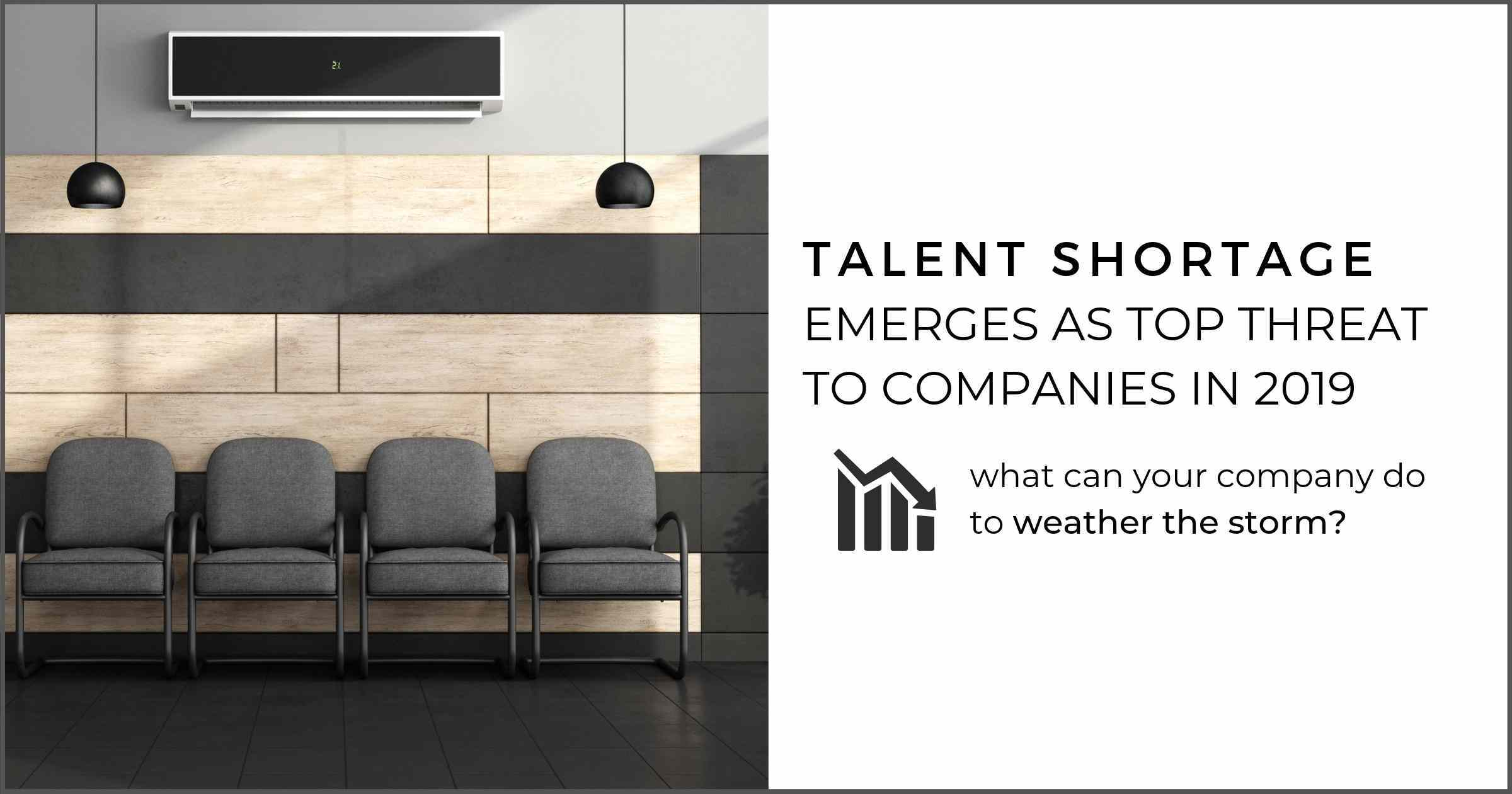 Talent Shortage Emerging as Top Threat to Companies